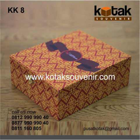 Kotak Kado Batik Eksklusif